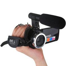 Máy Quay Video 4K HD Chuyên Nghiệp, Máy Quay Video Màn Hình Cảm Ứng LCD 3.0Inch Nhìn Đêm, Camera Zoom Kỹ Thuật Số 18X Có Micro