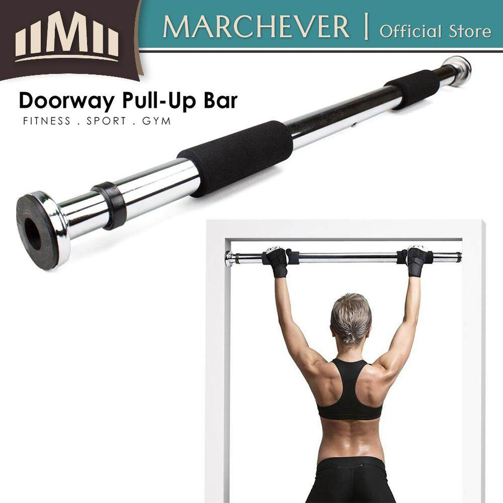 Door Way Pull Up Bar Push Up Workout Gym Chin Up Bar Doorway Exercise  Fitness