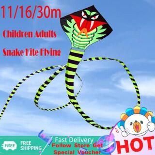 HOT SALE Snake Diều Vải Nylon Chống Rách Bay Đồ Chơi Ngoài Trời, Bay Rắn, Diều Trẻ Em Dễ Mở Cho Trẻ Em Trẻ Em Quà Tặng thumbnail