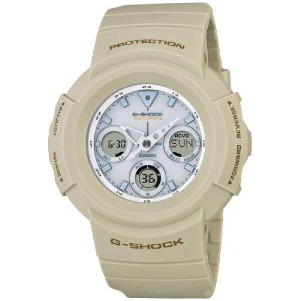 [Casio] Wrist Watch G-Shock Military Color Series World 6 stations compatible radio solar AWG-M510SEW-7AJF Beige Malaysia