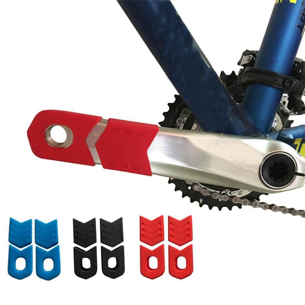 Accessories Crank Protector Crankset Arm Boots Gel Sleeve Protective Sheath