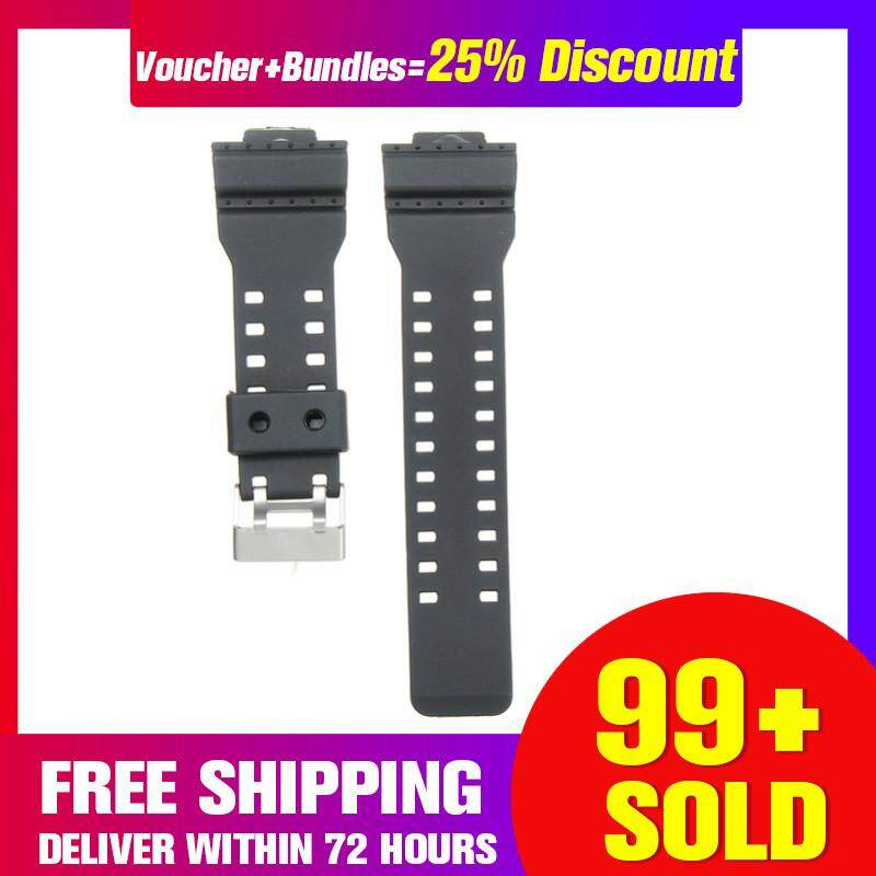 【Free Shipping + Super Deal + Limited Offer】22mm Frosted Silicone Rubber Watch Band Strap For CASIO G Shock Replacement New Malaysia