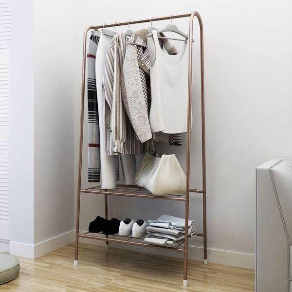 153x60x36cm Clothes Hanger Organizer Portable Floor Display Rack Garment Satnd