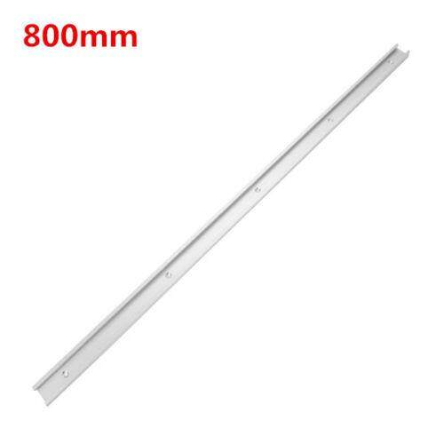 1 pcs 800mm T-slot T-tracks Miter Track Jig Fixture Slot For Router Table