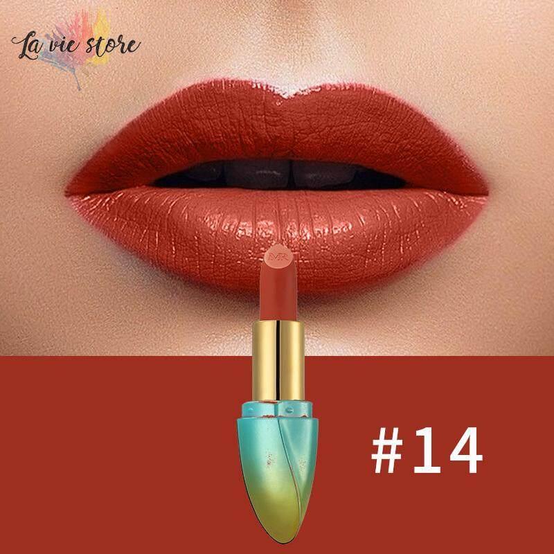 La VIS 1 Cái Nữ Matte Chống Nước Dưỡng Ẩm Lâu dài Velvet Lipstick tốt nhất
