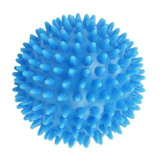 Spiky Massage Ball, Hard Stress Ball 7.5cm for Fitness Sport Exercise (sky blue) thumbnail