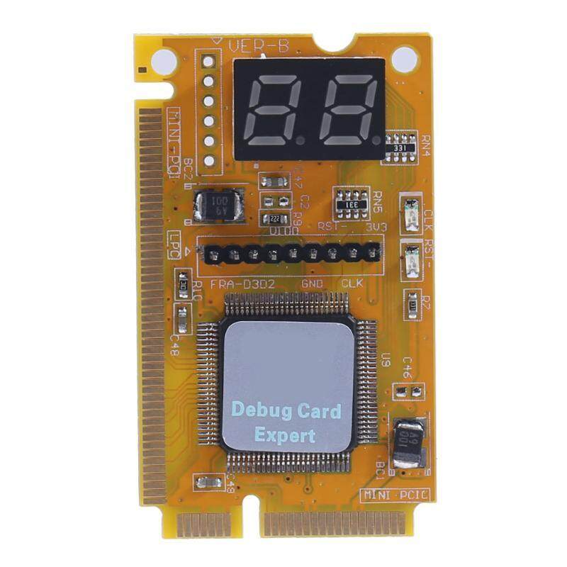 3 in 1 PCI PCI-E Express Card Tester Analyzer Card Diagnostic Card for Notebook PC