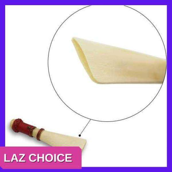 LAZ CHOICE Medium Strength for Bassoon Reed 1pcs Accessory with Case Malaysia