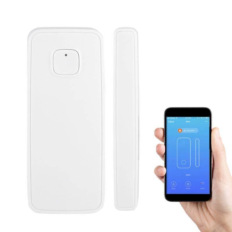 Wifi Smart Door Window Alarm Sensor Wireless Remote Control For Famaly Security