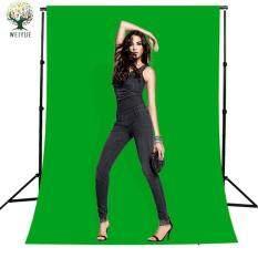 Chụp Ảnh Xanh Phông Nền 2×3 M Studio Ảnh Video Chiếu Sáng Chromakey Nền