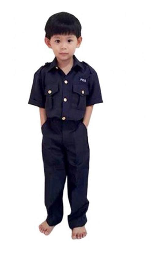 Kds Career Costume - Police toys for girls