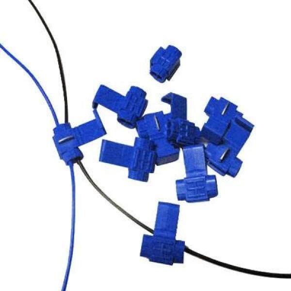 Bảng giá Kẹp cáp 100 chiếc chất lượng cao, thích ứng với đường kính: 0.8-2.0mm Phong Vũ