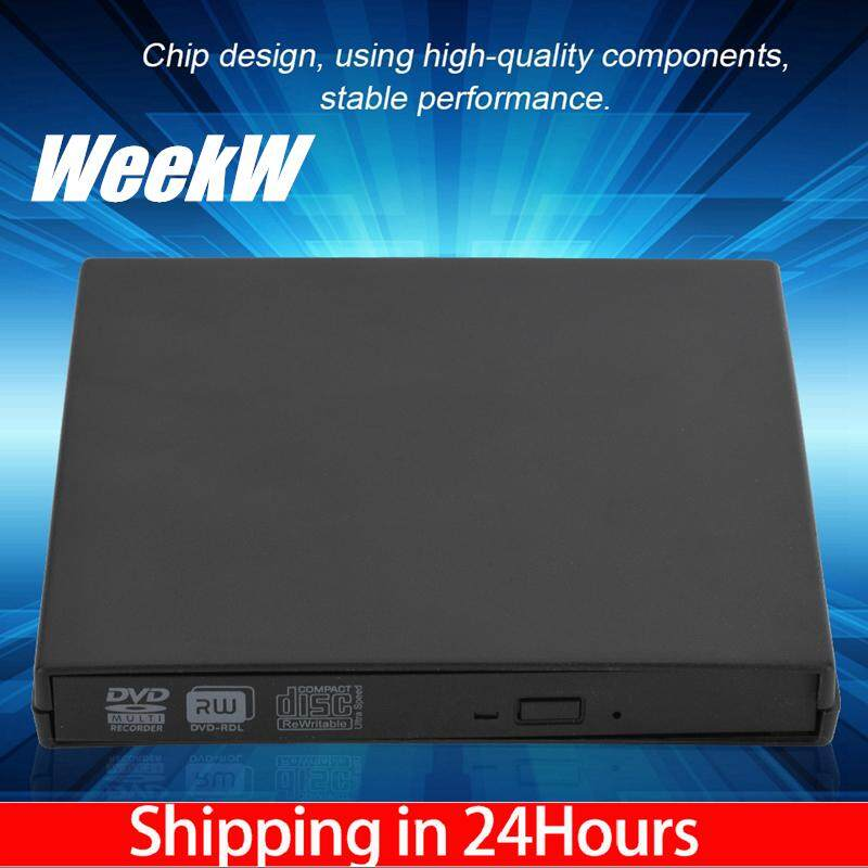 WeekW CHUẨN SATA 12.7mm/SATA Chuyển Động Bên Ngoài Ổ Đĩa Quang Hộp Laptop USB Ổ Đĩa Quang Bên Ngoài Hộp