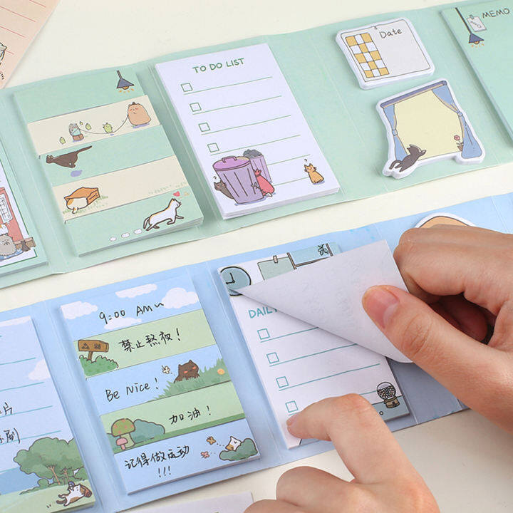 Mini sticky notes 50 sheets Lovely Sticky Notepad