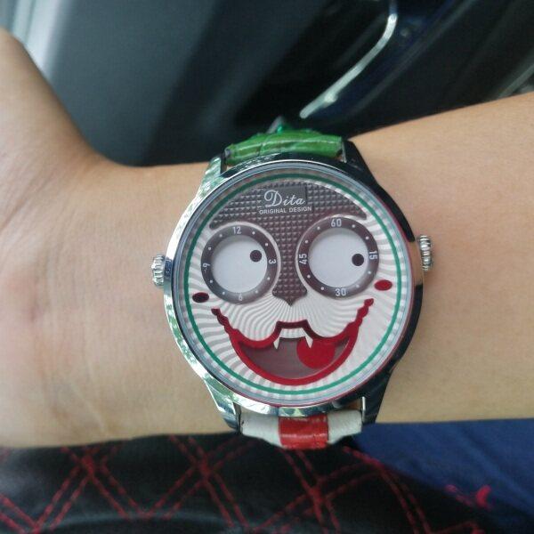 Dita Russian Humour Joker Watch Malaysia