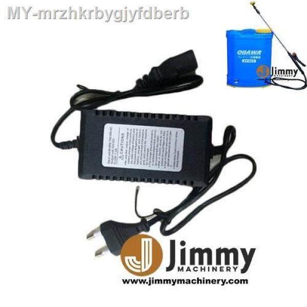 12V Battery Pump Knapsack Sprayer Charger Heavy Duty Ogawa Thaitec Pabooi Spare Part