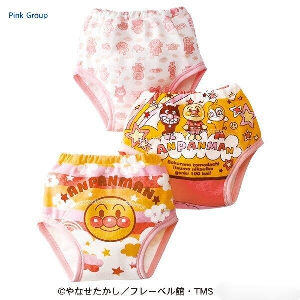 3pcs/lot Fashion 3 Layers Baby Toilet Training Pants Infant Underwear Boy Girl Panties Cloth Diapers Pee Learning Nappies 002.