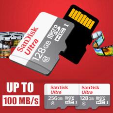 Thẻ nhớ SD Class10, thẻ nhớ Micro SDHC TF, thẻ nhớ siêu nhỏ SDXC 128GB 256GB, UHS-1 Micro SDHC C10 100 MB/giây