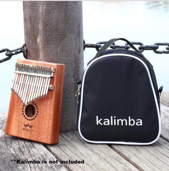 LS Kalimba 17 Key Thumb Piano Carry Bag Outing Sling Bag Malaysia