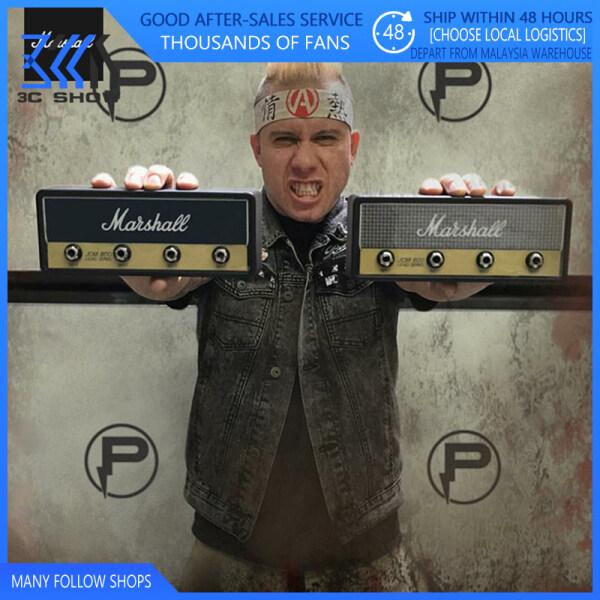 [3C Show] PLUGINZ Marshall JCM800 Key Storage Marshall Guitar Keychain Holder Jack II Rack 2.0 Electric Key Rack Amp Vintage Amplifier Marshall Key Holder
