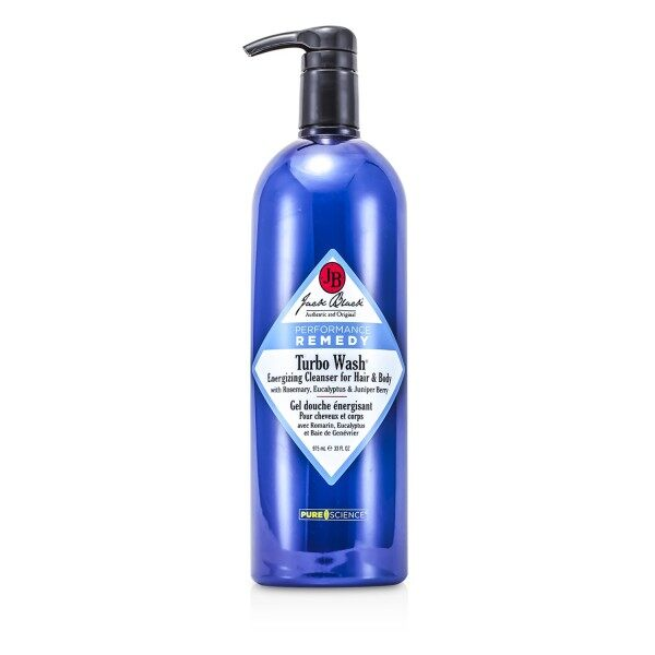 Buy JACK BLACK - Turbo Wash Energizing Cleanser For Hair & Body 975ml/33oz Singapore