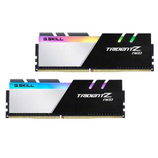Bộ Nhớ Máy Tính Để Bàn 5Cgo G.SKILL Trident Z Neo 32GB (16Gx2) DDR4 3800 RGB thumbnail