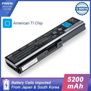 Phụ Kiện Máy Tính Xách Tay PIHEN, Dành Cho Toshiba 5200MAh L600 L630 L730 M600 C600 L750 PA3817U thumbnail