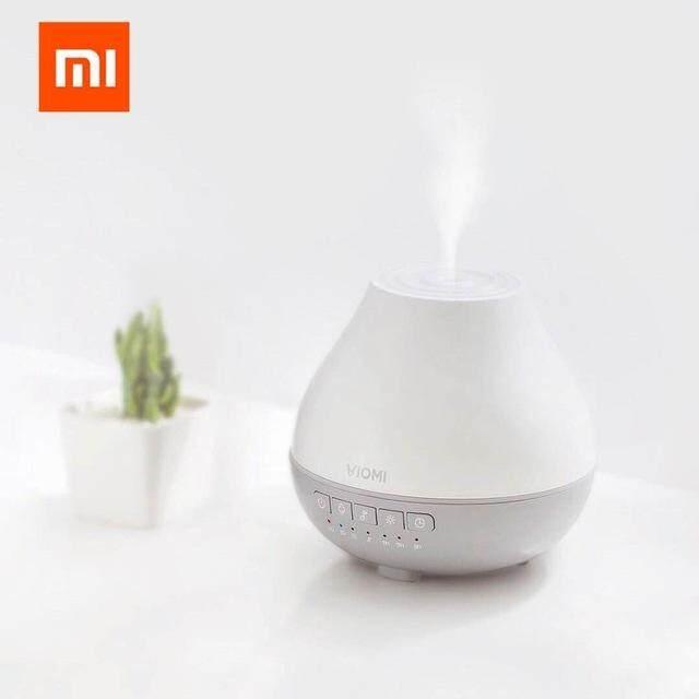 Bảng giá Ban đầu Mijia Viomi Máy Xông Tinh Dầu Thông Minh Ứng Dụng Điều Khiển từ xa Nhạc Máy Tạo Độ Ẩm Không Khí Bluetooth Đèn Led Mới