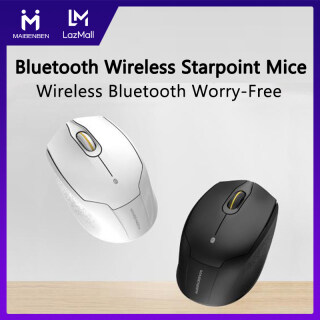 [Local Warranty] MAIBENBEN Basic Mice Wireless Mouse Computer Accessories Desktop Wireless Bluetooth Dual Modes Laptop Mouse Gaming Business Office Household Mouse Free Shipping WM05 thumbnail