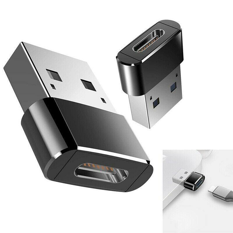 Giá USB C Sang USB Nam Adapter, USB 3.0 Loại A Sang USB 3.1 Loại C Cổng Kết Nối Adapter Chuyển Đổi USB Tiêu Chuẩn Sạc Truyền Dữ Liệu