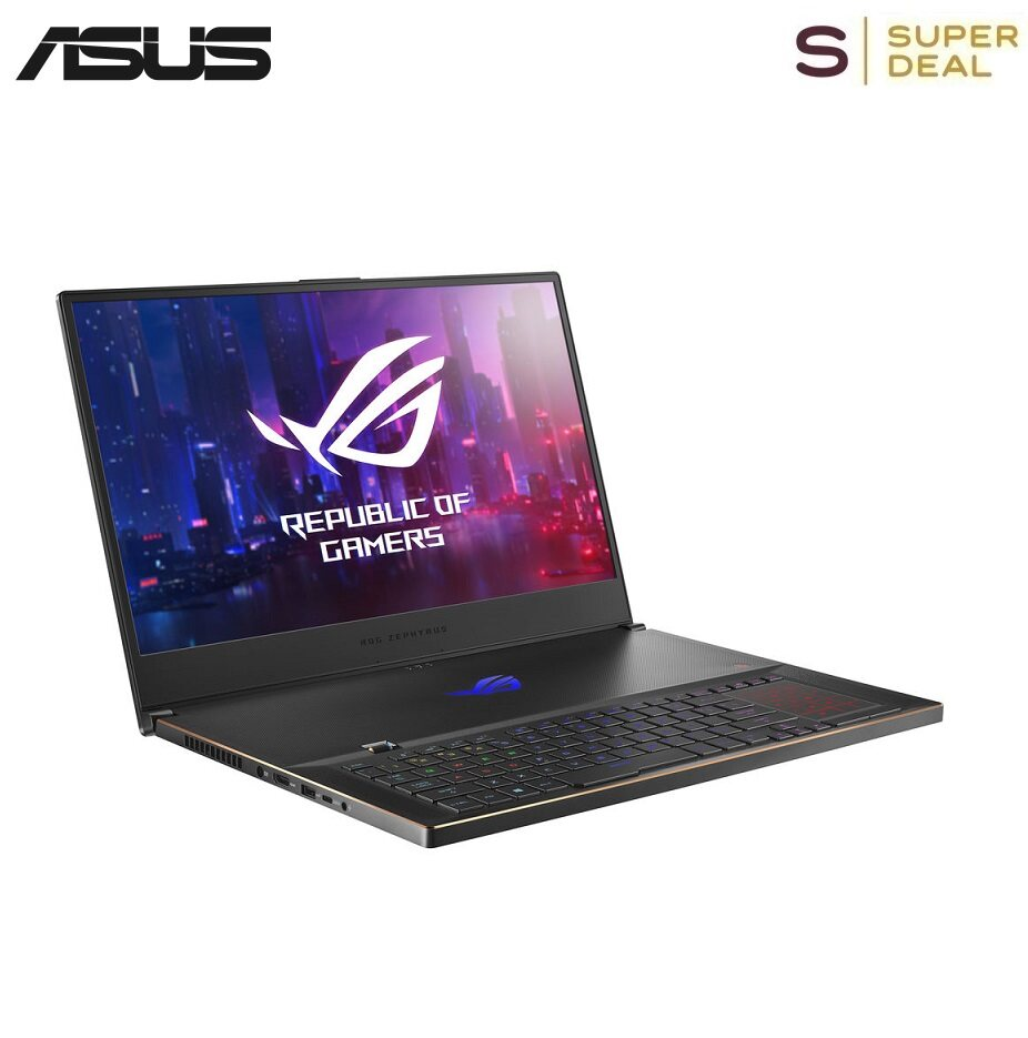 ASUS 17.3 Republic of Gamers Zephyrus S GX701GX-XH78 Gaming Laptop (i7-9750H, 32GB RAM, 1TB SSD, RTX 2080 8GB) Malaysia