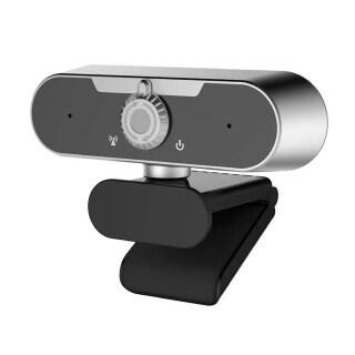 KKmoon Webcam Full 1080P Tích Hợp Micro Hình Ảnh Trong Suốt Tương Thích 110 Góc Nhìn Thiên Thần Giảm Tiếng Ồn Trò Chuyện Nhiều Người thumbnail