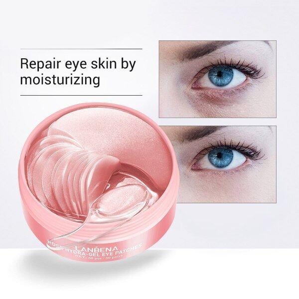 LANBENA Miếng mặt nạ mắt, làm sáng da, chứa collagen (60 cái) - INTL giá rẻ