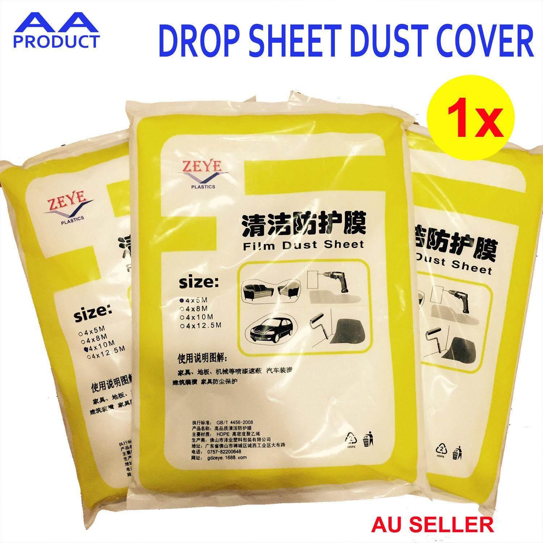 Film Dust Sheet