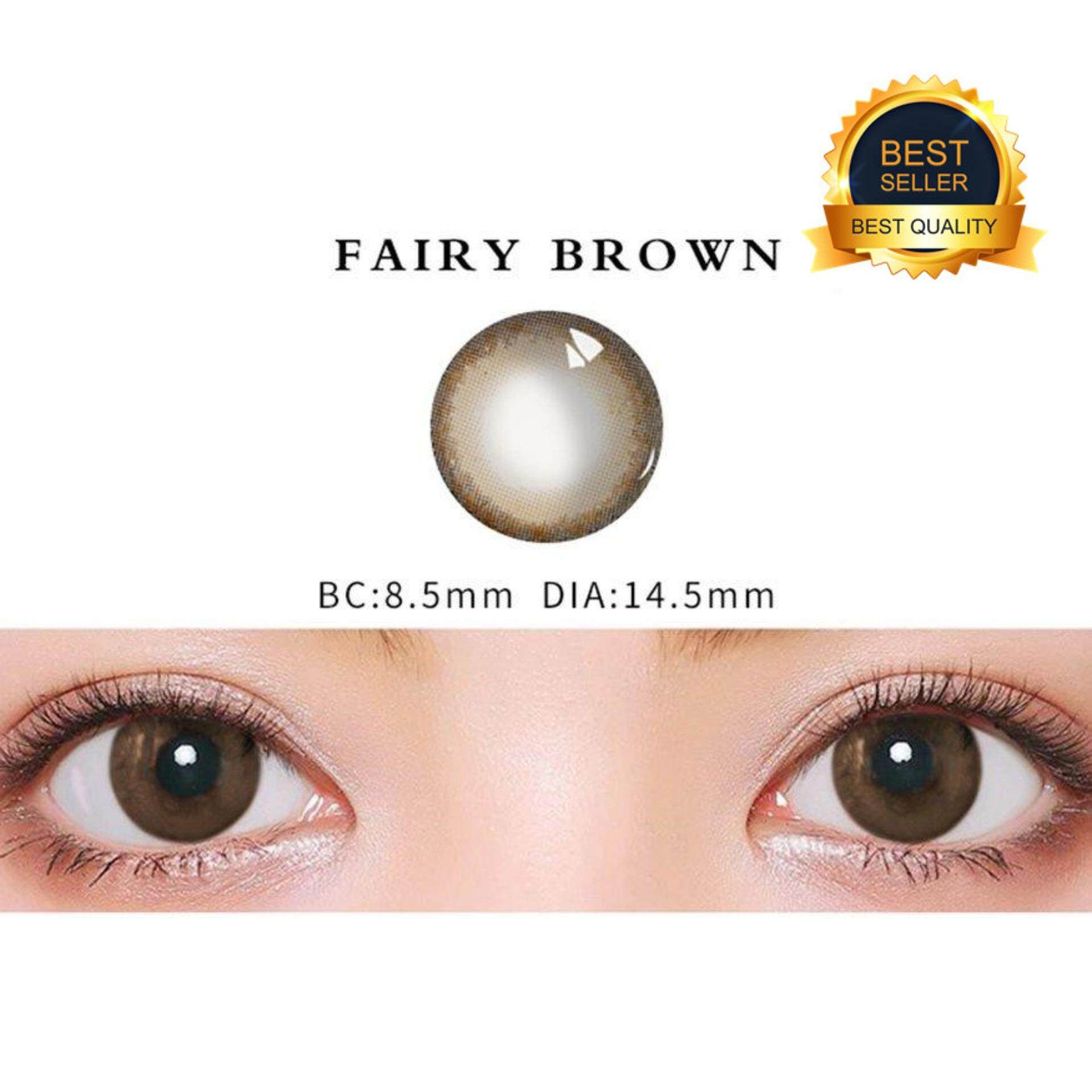 Top Deals Women Multicolor Contact Lens Charm And Attractive Fashion Makeup Eye Lens By Legendseller.