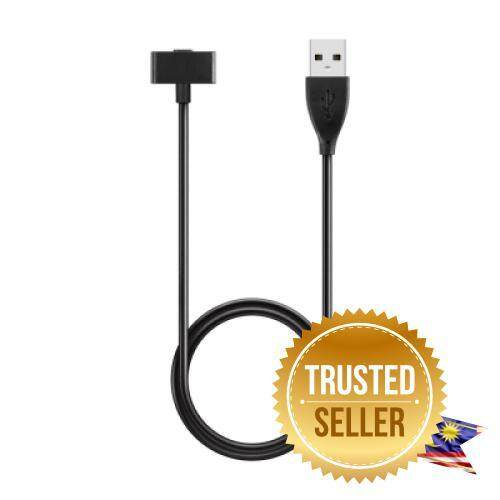 Smart Watch USB Charger Cable for Fitbit Ionic (BLACK) Malaysia