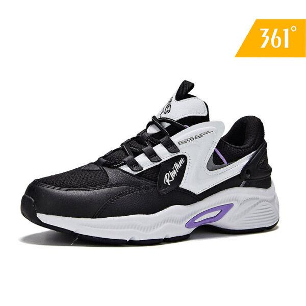 Giày Thể Thao Nữ Cổ Điển Khâu Lưới 361 Độ Du Lịch Nữ Thiết Kế Cổ Điển Sneakers581946774