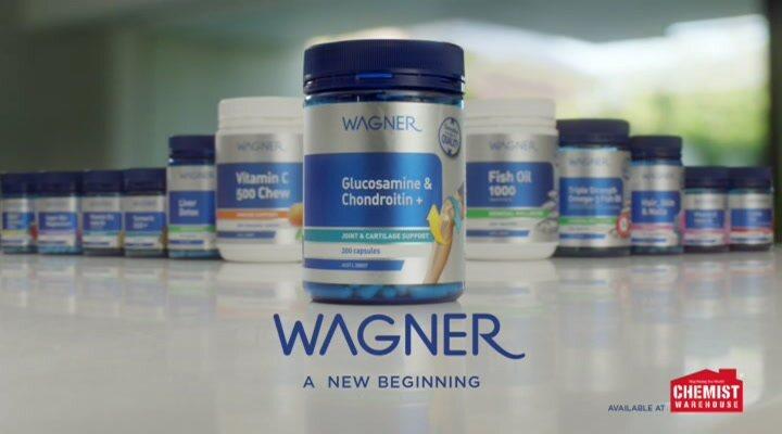 wagner glucosamine next chondroitin ingredients