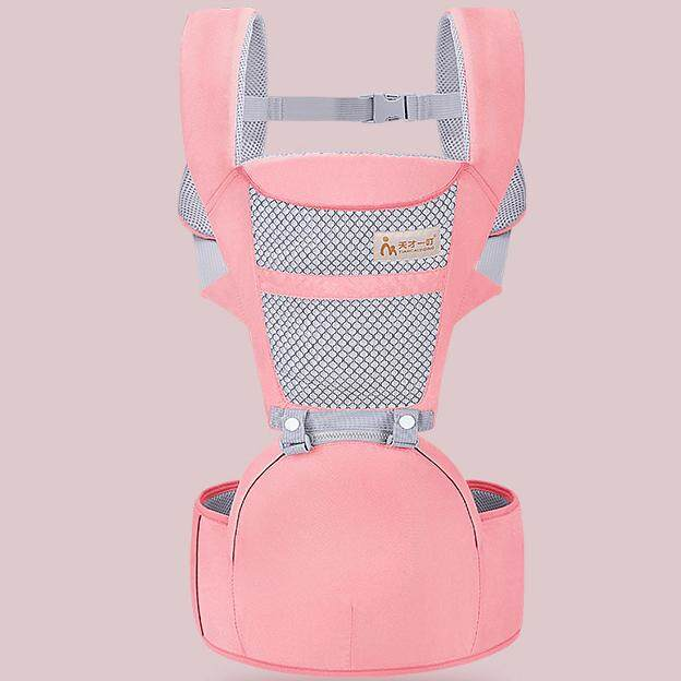 Backpacks & Carriers Multifunction Outdoor Kangaroo Baby Carrier With Hood Sling Backpack Infant Hipseat Adjustable Wrap For Carrying Children