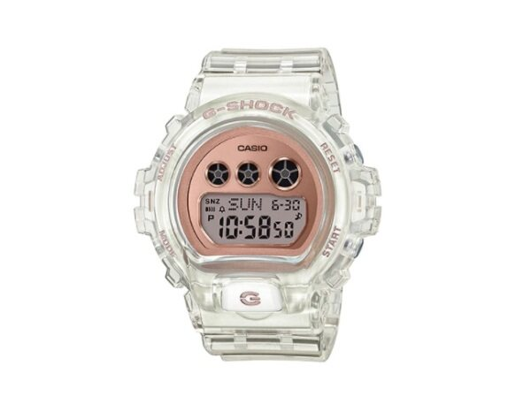 Casio G-Shock GMD-S6900SR-7 Transparent Rose Gold Dial Men Watch Malaysia