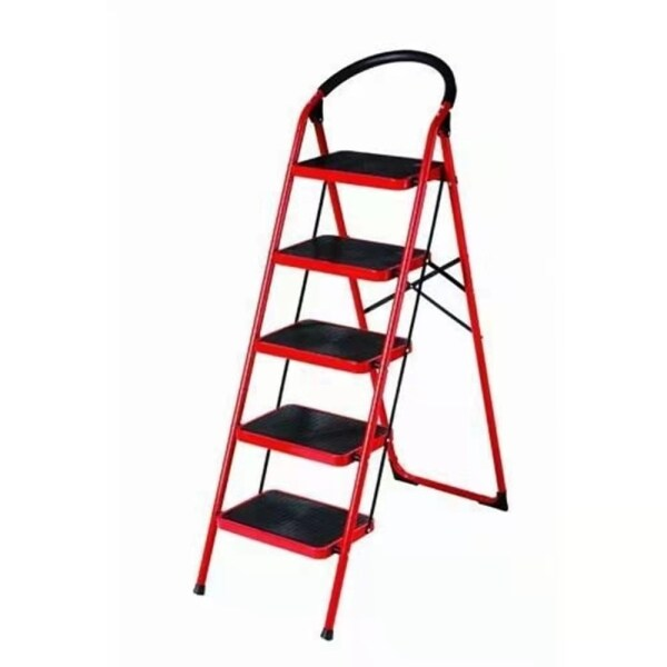 Folding Ladder Stairs Chair Household Steel