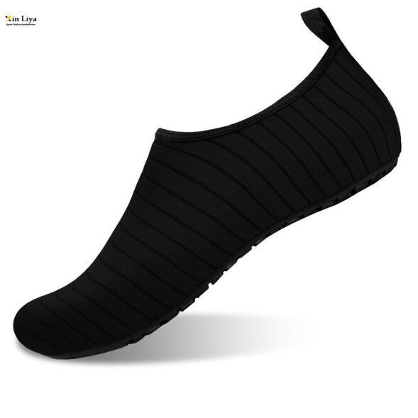 Giày Thể Thao Dưới Nước L-xi Unisex Chân Trần Nhanh Khô Tất Yoga Giày Lười Cho Nam Nữ Giày Đi Biển Bơi giá rẻ
