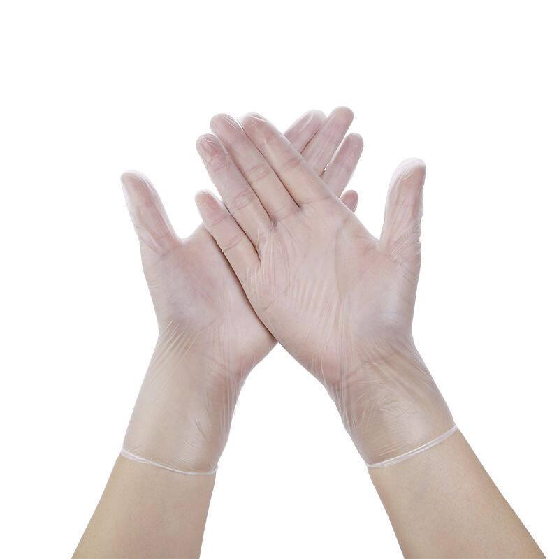 Thực Phẩm Dùng Một Lần PVC Cao Su Không Thấm Nước Găng Tay Rửa Chén Cao Su Nữ Làm ViệC Nhà Bán Buôn Làm Đẹp Bảo Vệ Lao Động Bền Hơn