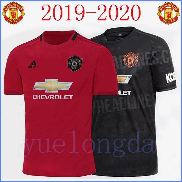 5cf2051928d Top Quality 2019/20 Manchester_United Football Shirt Soccer Jersey European  Code Size:S-