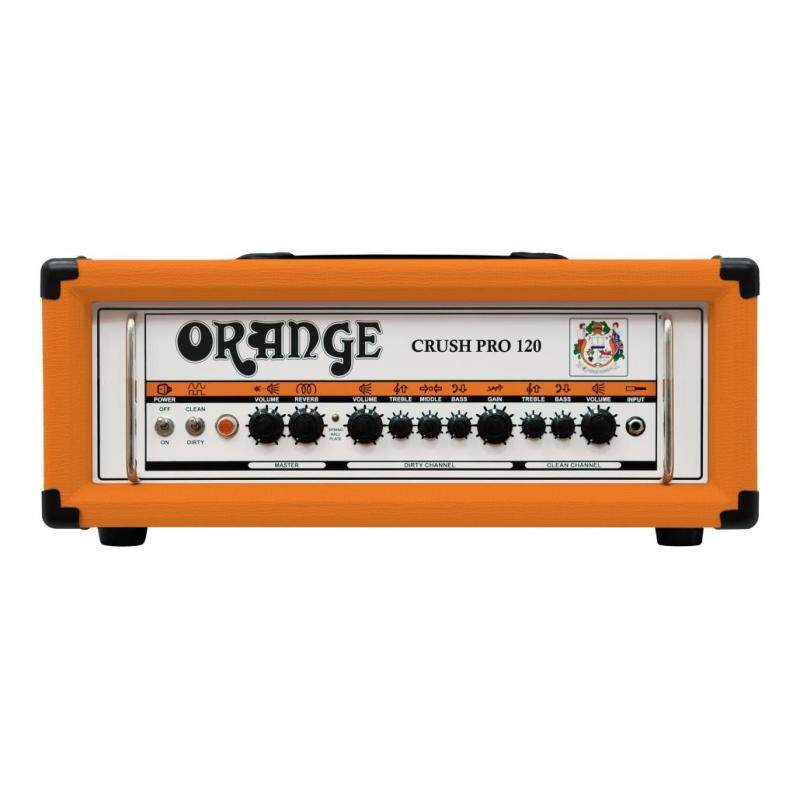 **YEAR END SALE** [[FREE COVER]] ORANGE CRUSH PRO CR120H 120-Watt Head Malaysia
