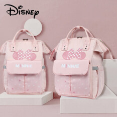 Original Disney Diaper Bag Baby Supplies Organizer Waterproof Nappy Backpack For Stroller Large Capacity Camouflage New Design 2021