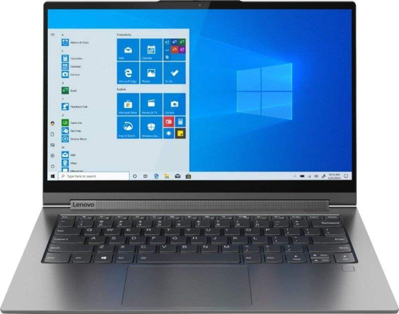 2020 Lenovo Yoga C940 2-in-1 14 FHD IPS Touch Laptop, 10th Gen Intel Core i7-1065G7, 16GB DDR4, 1TB SSD PCIe, Thunderbolt 3, Active Stylus Pen, Fingerprint Reader 3 lbs Malaysia