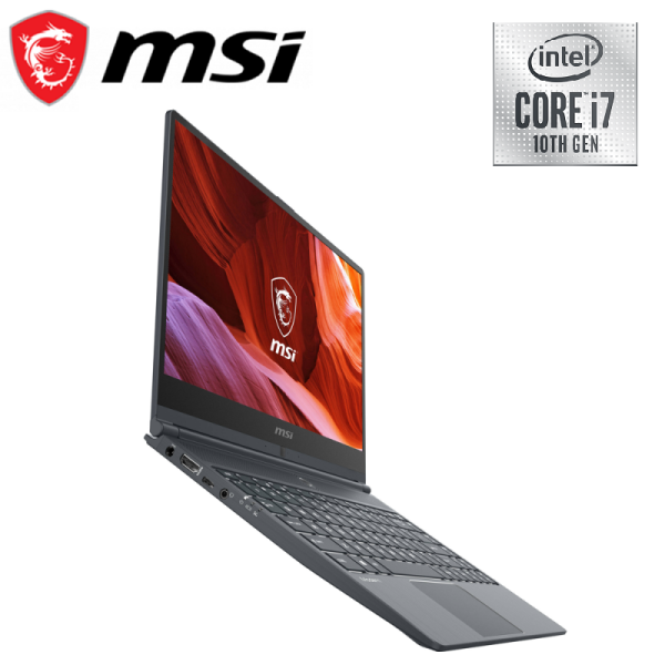 MSI Modern 14 A10M-670 14 FHD IPS Laptop Grey (I7-10510U, 8GB, 512GB SSD, Intel, W10) Malaysia