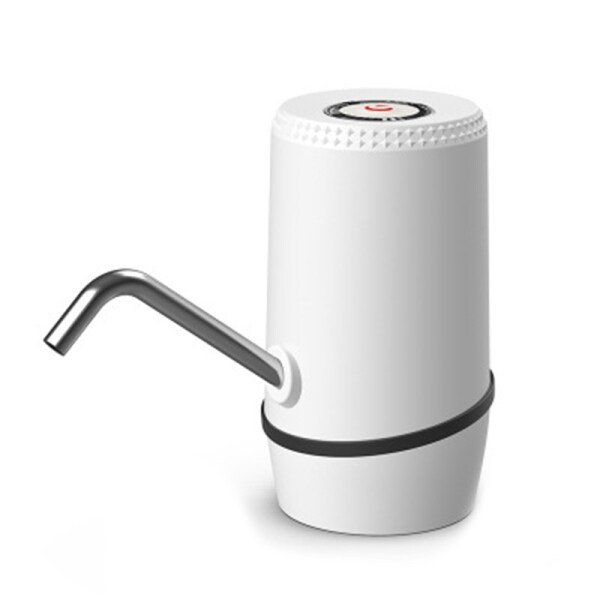 Bottled Water Pump Rechargeable Water Dispenser Household Electric Pure Water Pressure Water Automatic