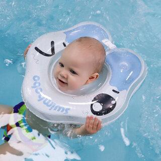 Mùa Hè Vòng Bơi Vòng Bơi Cổ Em Bé Có Thể Điều Chỉnh, Phụ Kiện Thể Thao Bơi Bơm Hơi Hình Hoa Hoạt Hình thumbnail